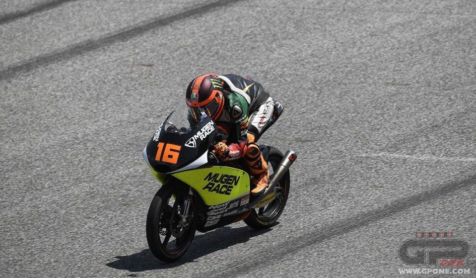 Moto3: FP2 Motegi, Migno leader del venerdì, Arbolino non centra la Q2