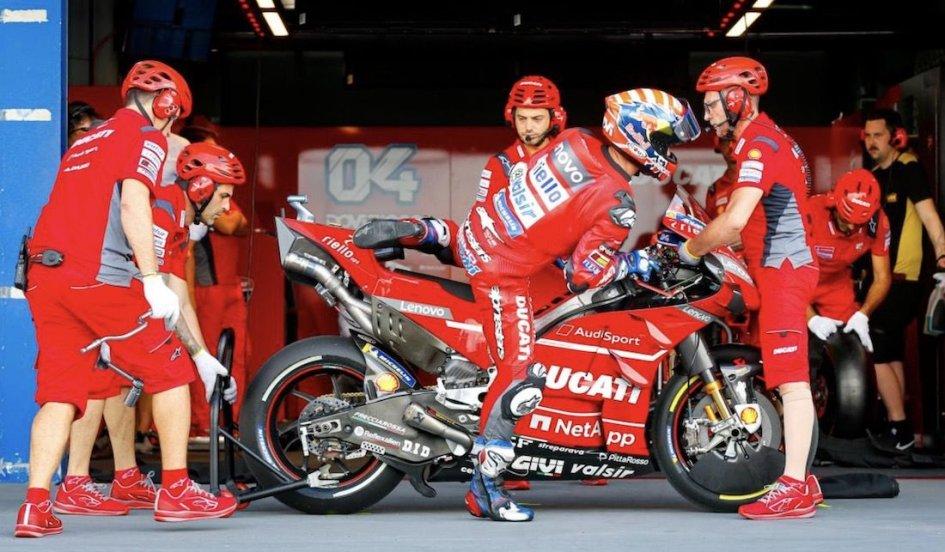 "MotoGP: Dovizioso: ""Marquez is not as unattackable as in Aragon."""