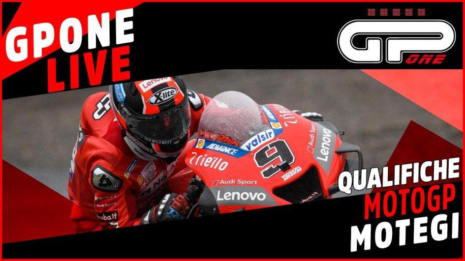 MotoGP: Motegi, LIVE qualifiche: Marquez in pole, sorpresa Morbidelli 2°