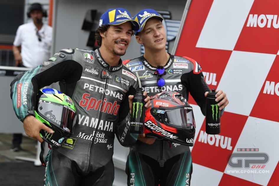 """MotoGP: Morbidelli batte Quartararo: """"Una delle cose più difficili al mondo"""""""