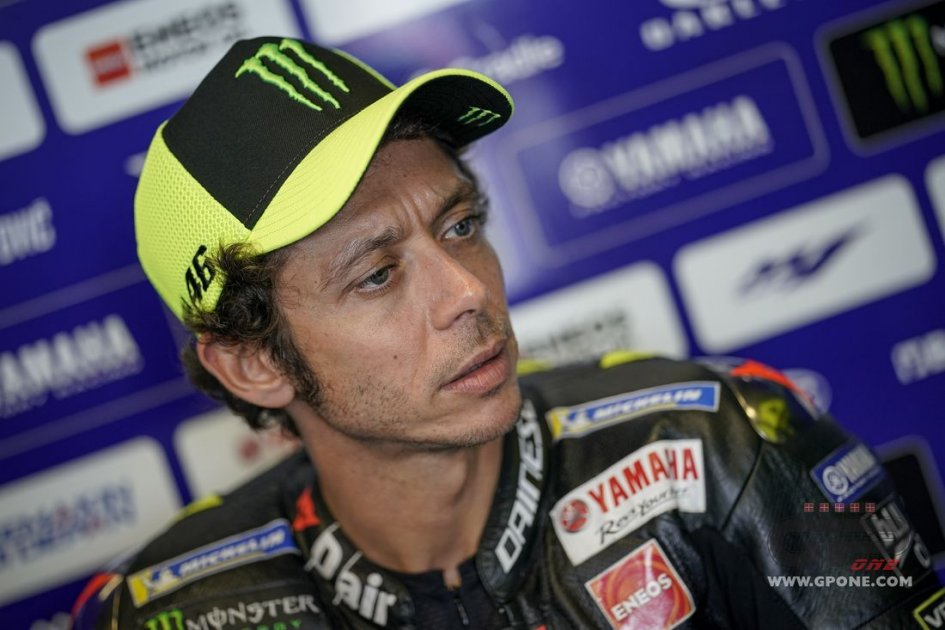 "MotoGP: Rossi: ""Zarco on the Honda? It's a shame for Yamaha."""