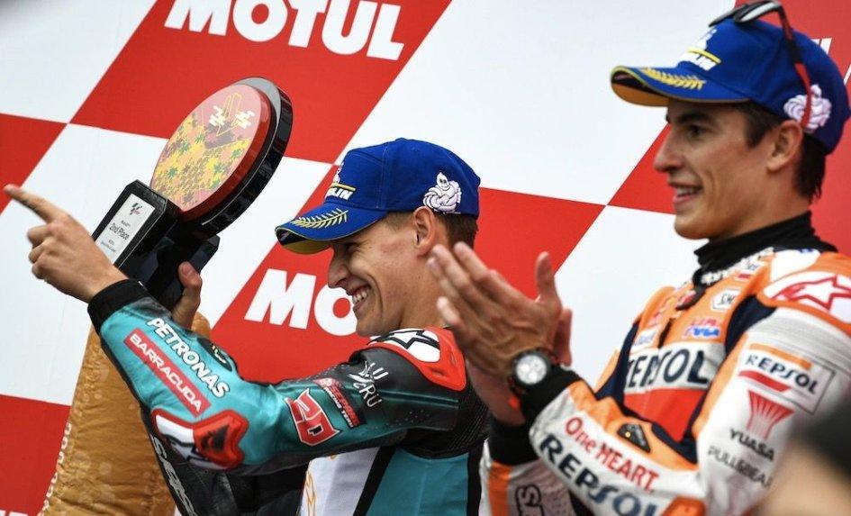 "MotoGP: Quartararo: ""In Thailandia avevo creduto di poter vincere, a Motegi no"""