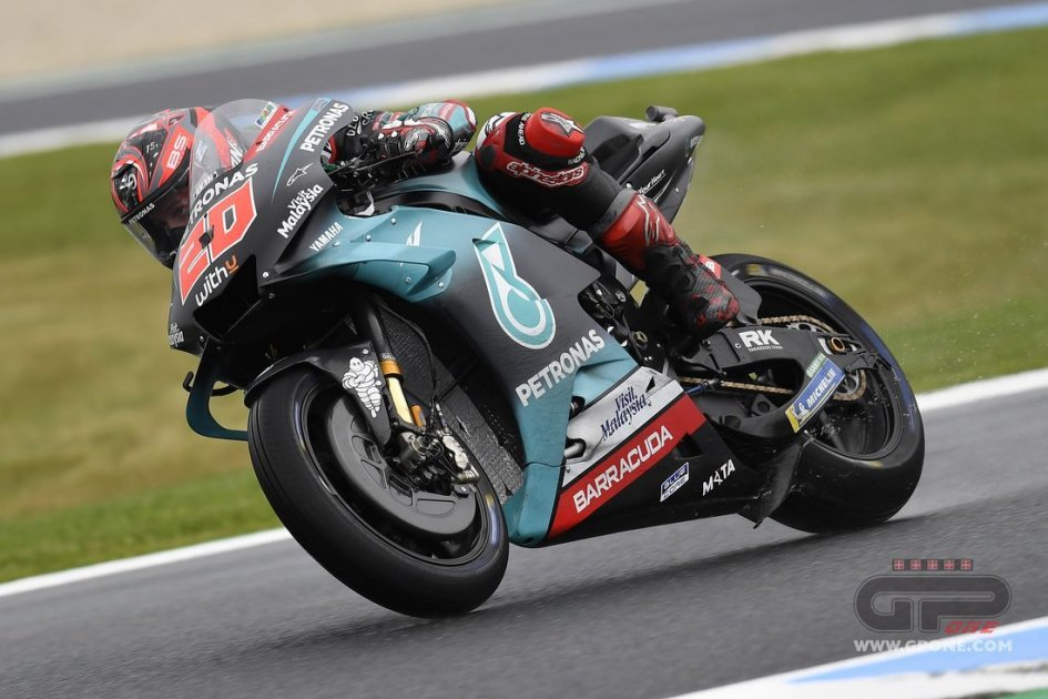 MotoGP: Quartararo has been confirmed fit, he will ride in FP3