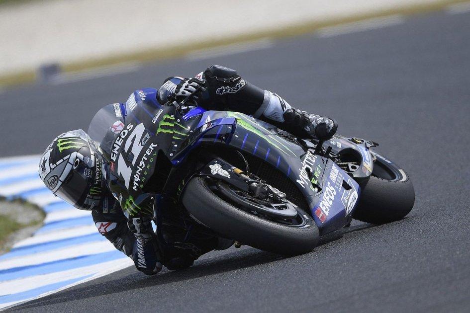MotoGP: Vinales imbattibile: pole a Phillip Island. Rossi 4°