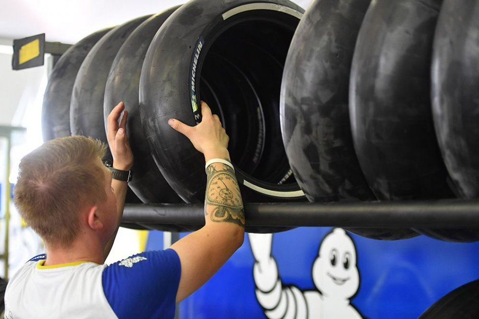 "MotoGP: Michelin: ""Sepang is a track that commands respect"""