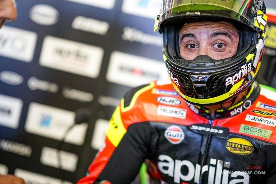 """MotoGP: Iannone: """"Aprilia è già al lavoro sul progetto della RS-GP 2020"""""""