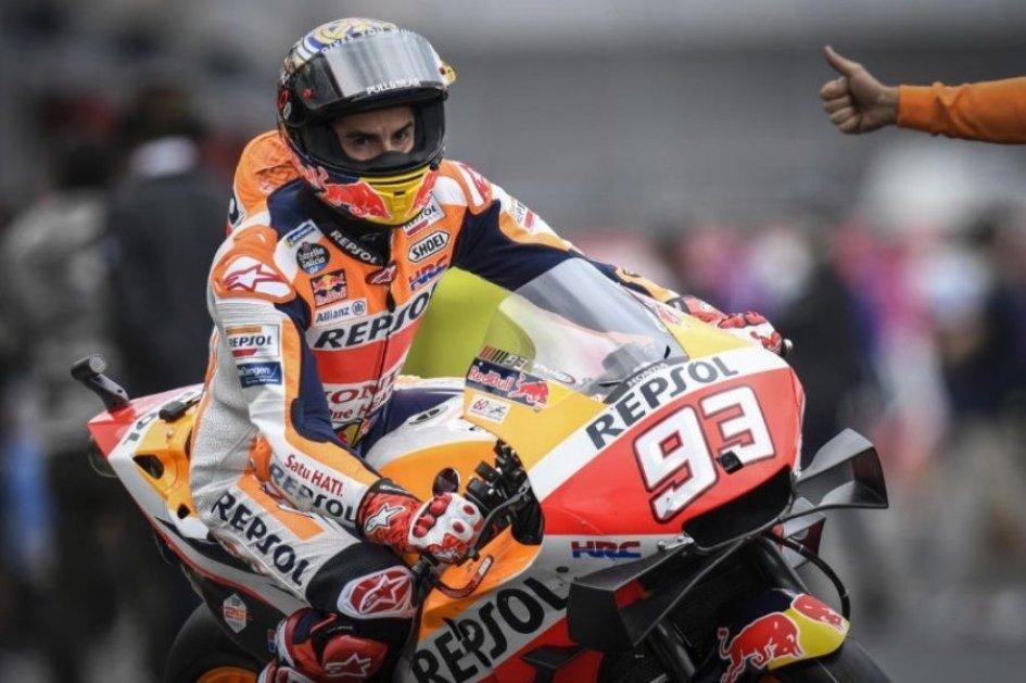MotoGP: I bookmaker non si fidano delle Yamaha, Marquez favorito a Motegi