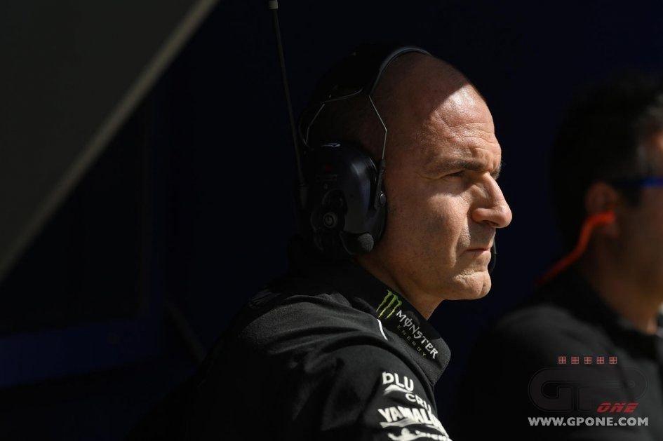 "MotoGP: Doccia gelata Yamaha, Meregalli: ""Proseguiremo con Folger"""
