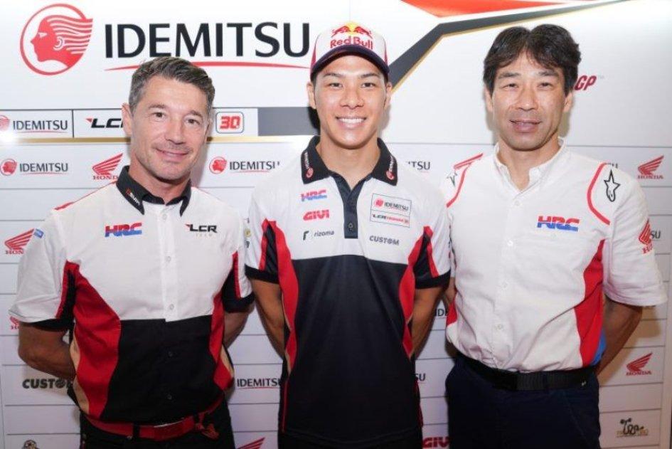 MotoGP: Takaaki Nakagami con Honda LCR anche nel 2020