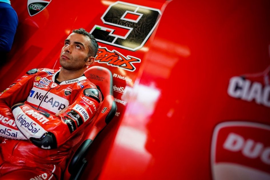 "MotoGP: Petrucci: ""Marquez? Unfortunately, he won't be my problem."""