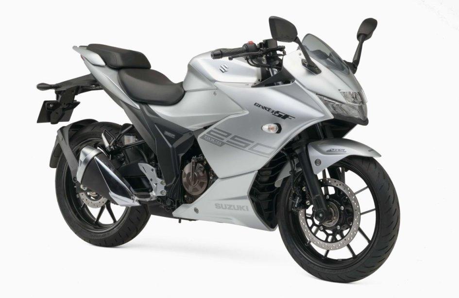 "News Prodotto: Suzuki presenta le ""baby"" Gixxer al Tokyo Motorshow"