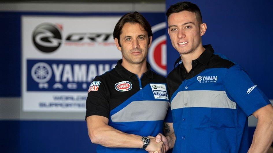 SBK: Federico Caricasulo in Superbike con Yamaha GRT nel 2020