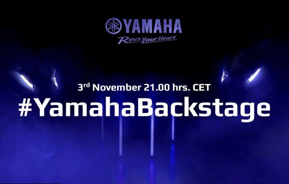 EICMA: Yamaha apre la settimana della moto: segui la diretta su GPone.com
