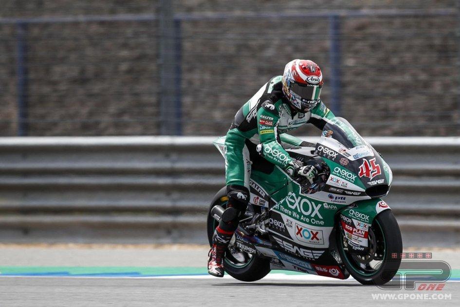 Moto2: FP1 Sepang, Nagashima mette in riga i duellanti Binder, Marquez e Luthi