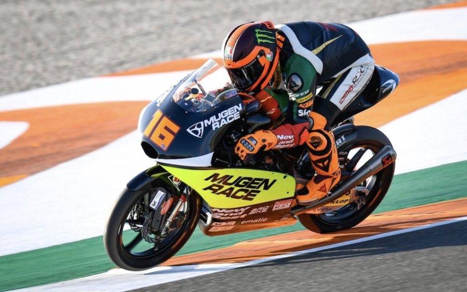 Moto3: Migno da sogno: prima pole in carriera