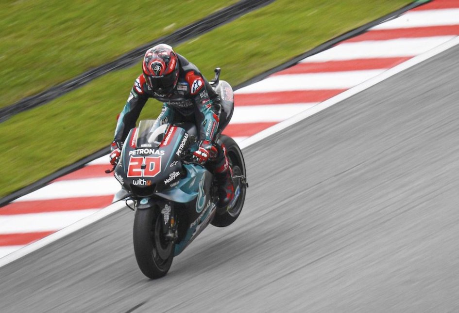 """MotoGP: Quartararo:""""Avrò la M1 ufficiale perché ho dimostrato di essere veloce"""""""
