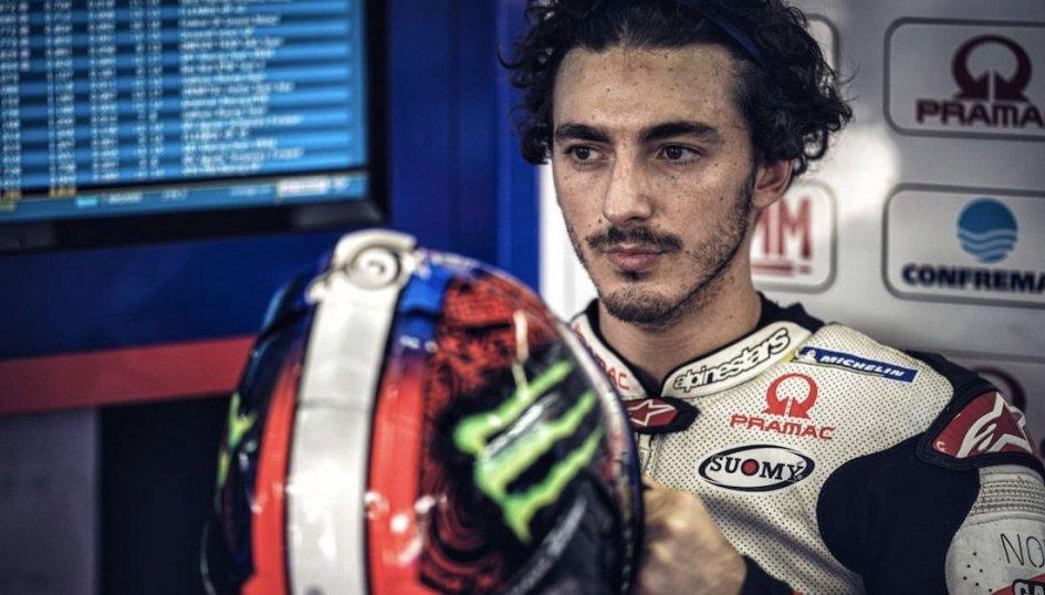 """MotoGP: Bagnaia:""""Sono caduto più in questa stagione che negli ultimi 3 anni"""""""