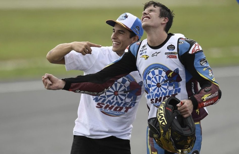 """MotoGP: Marquez: """"My brother's ready for the Honda, but I won't interfere"""""""