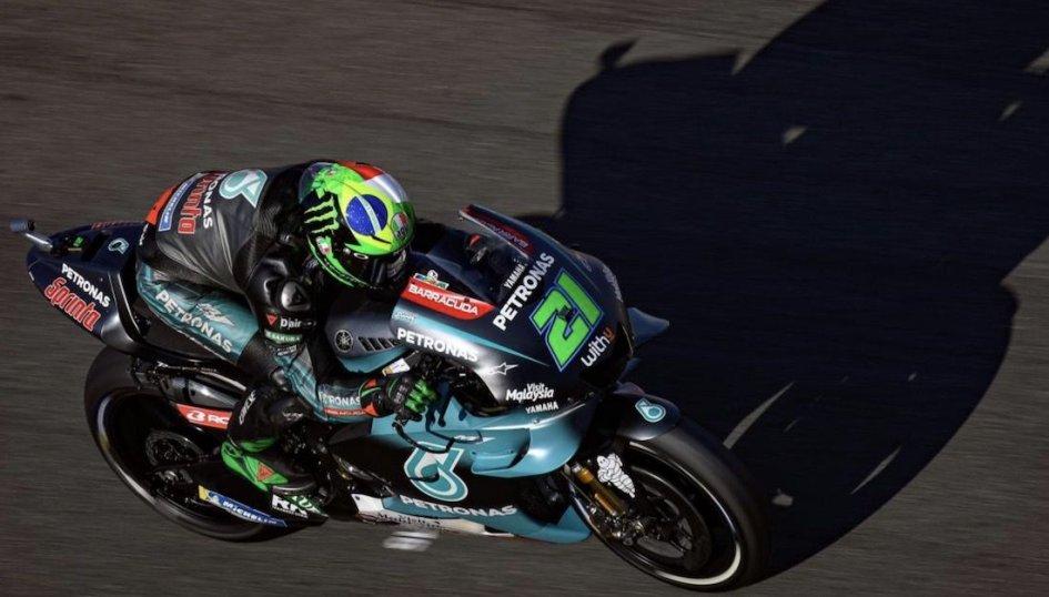 """MotoGP: Morbidelli: """"Sono fra i più forti, ma non come Marquez, Vinales e Rins"""""""