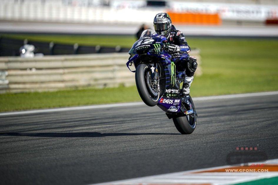 """MotoGP: Vinales: """"Sono in uno dei momenti migliori della mia carriera"""""""