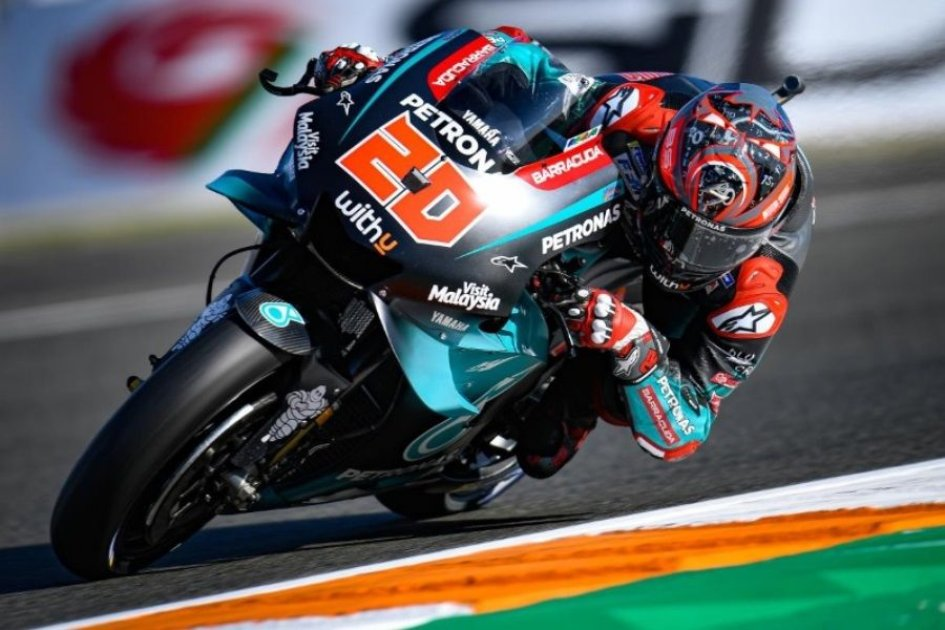 MotoGP: Yamaha a due facce a Valencia: 1° Quartararo, ancora a terra Rossi