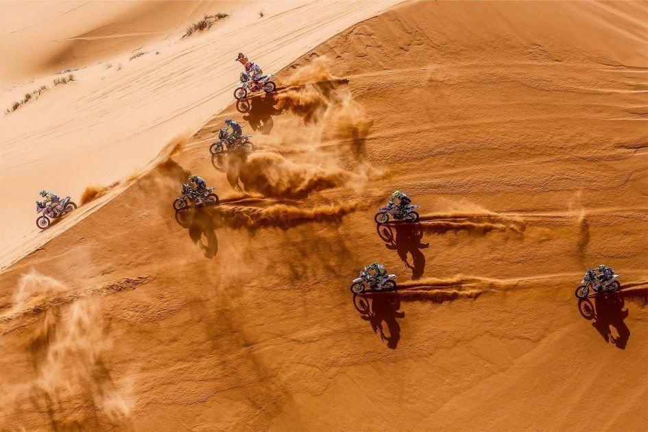 News: Dakar, ecco il percorso 2020 in Arabia Saudita