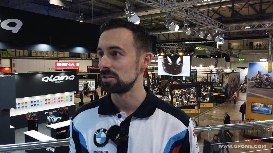 """SBK: Laverty: """"BMW? Ho già vinto passando da una moto all'altra"""""""