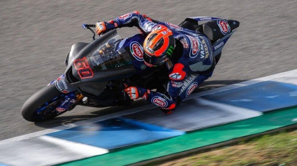 SBK: Test Jerez: van der Mark e la Yamaha spaventano Rea, 5° Redding