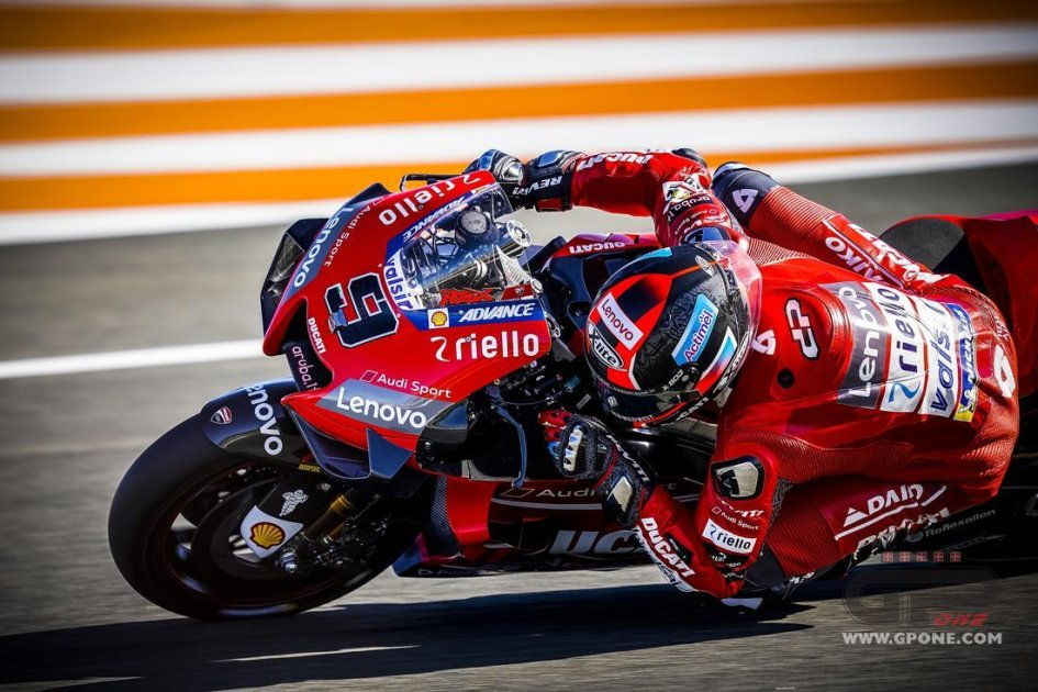 """MotoGP: Petrucci fermato da una tendinite: """"spero di provare domani"""""""