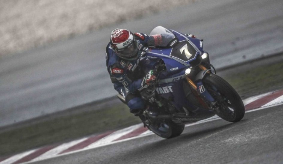 SBK: 8 Hours Sepang: Yamaha triumphs... but with Canepa, Morbidelli 7th