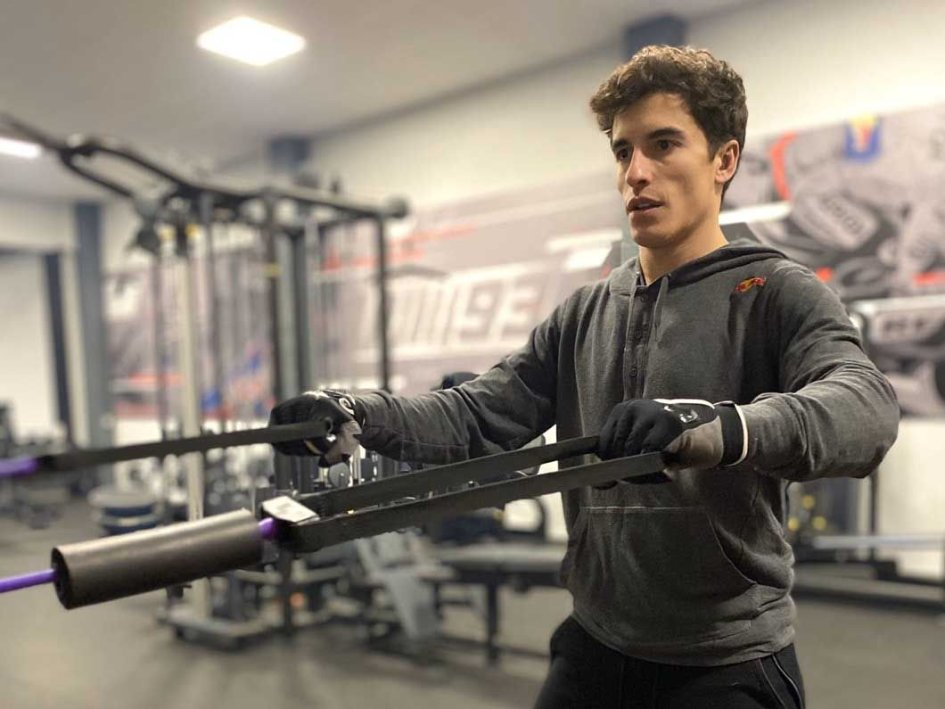 MotoGP: Marc Marquez hard at work to get back in shape for Sepang test