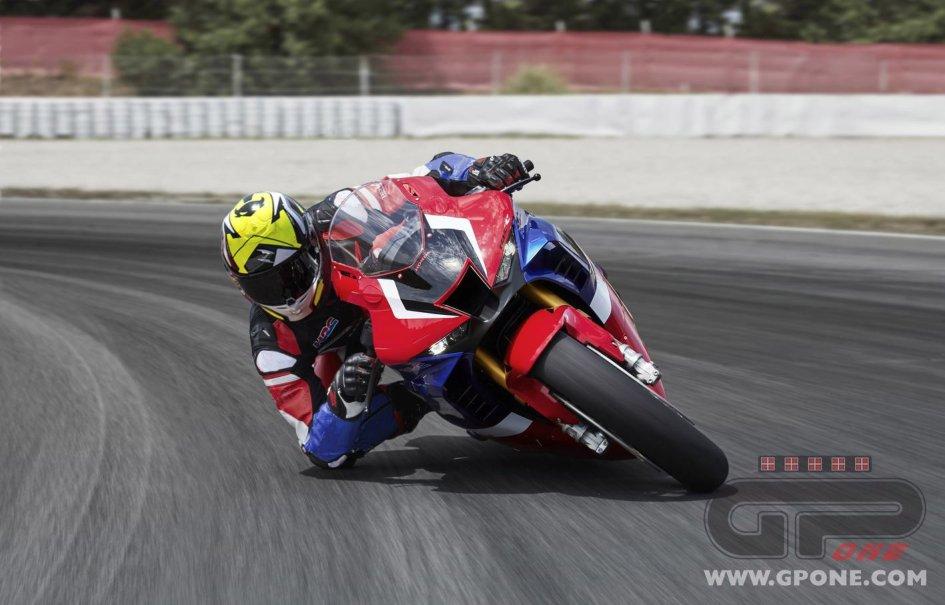 SBK: La Honda fa paura! Bautista frantuma il record della pista a Portimao