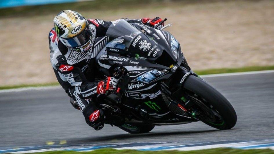 SBK: Rea e la Kawasaki chiudono in bellezza i test di Jerez, 3° Redding