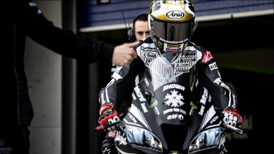 SBK: Jerez: Rea teaches Honda a first lesson, but there is a problem…