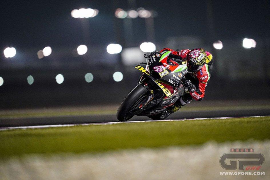 """MotoGP: Aleix Espargarò: """"L'Aprilia soffre il freddo, ma non sono preoccupato"""""""