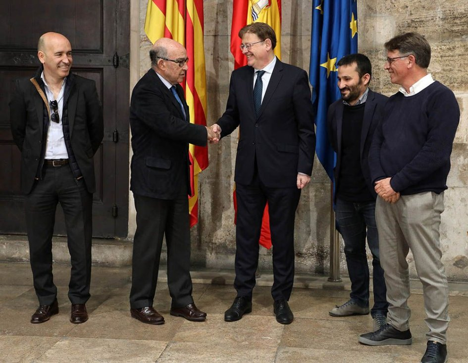 MotoGP: Valencia accepts the rotation system: three Grand Prixs in 5 years