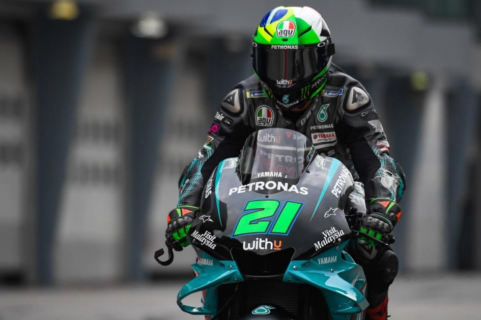 "MotoGP: Morbidelli: ""Other manufacturers want me? It's nice, but I don't think about it"""