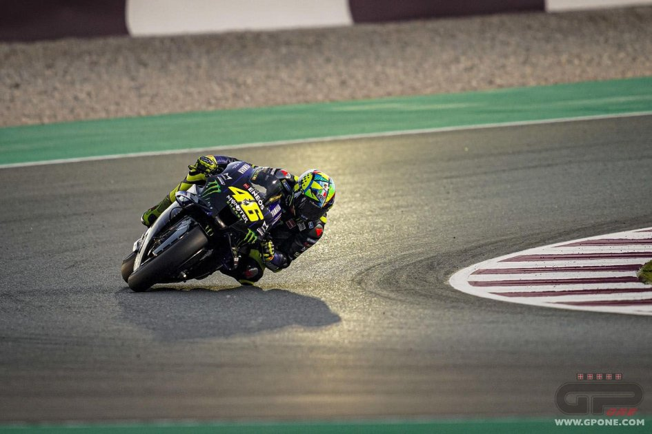 """MotoGP: Rossi: """"On the straight I can't even keep the slipstream of Zarco's Ducati"""""""