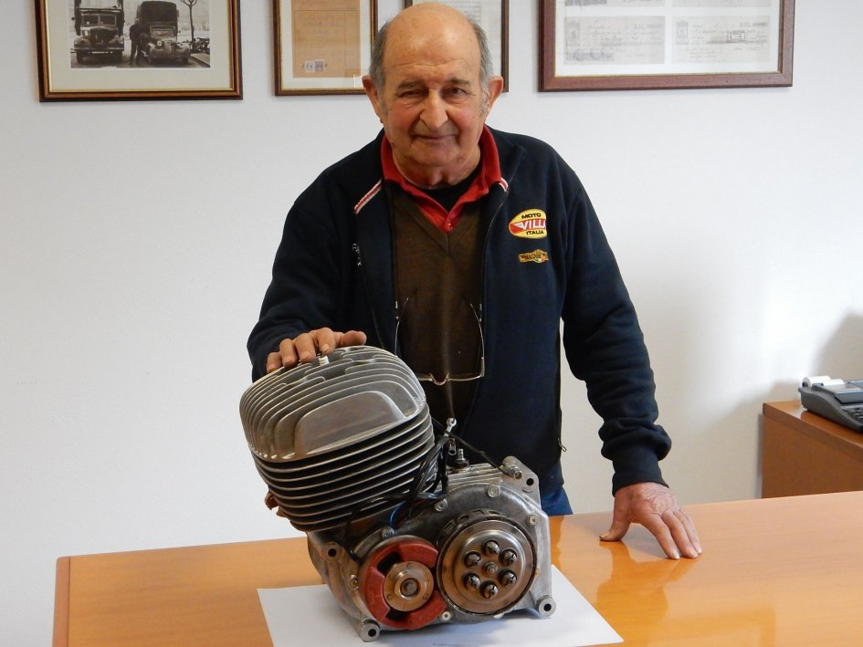 News: Addio a Francesco Villa, pilota e inventore da corsa