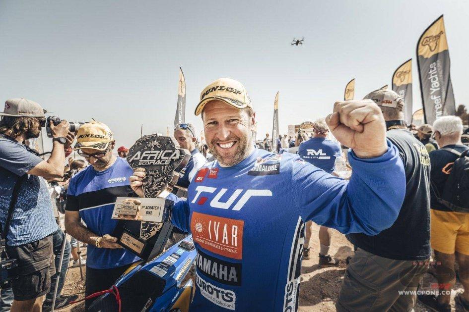 News: Botturi: sono andato alla Africa Eco Race per l'avventura
