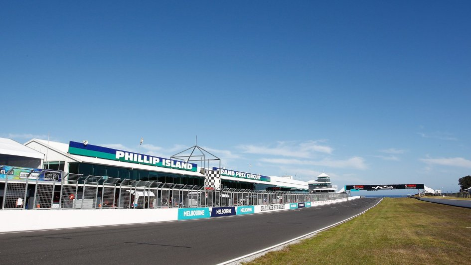 SBK: Phillip Island: gli orari dei test Superbike live su GPOne