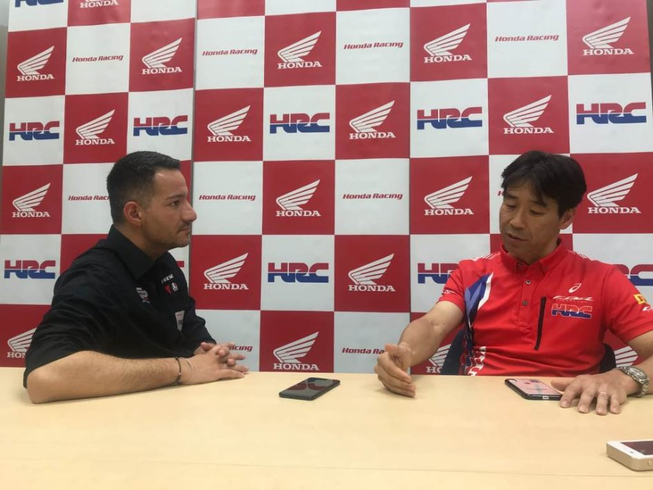 "SBK: Kuwata: ""We convinced Bautista by promising him a commitment like in MotoGP"""