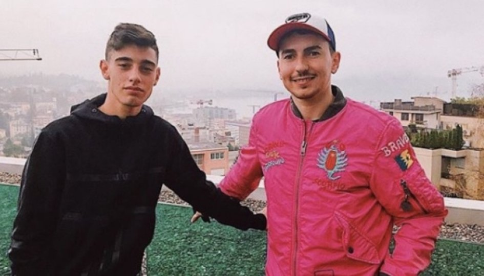 """Moto3: Arbolino: """"Lorenzo will race at Barcelona? He'll be competitive"""""""