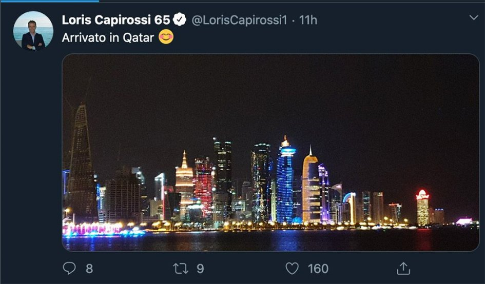 MotoGP: Loris Capirossi 'sorpassa' il Coronavirus: è in Qatar per il GP