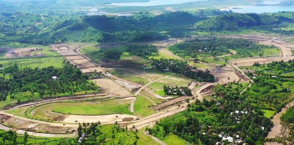 MotoGP: L'Indonesia corre: il tracciato di Mandalika quasi a metà dei lavori