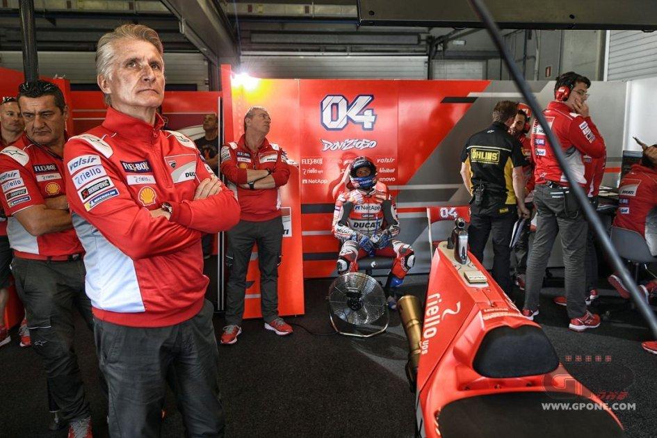 SBK: Paolo Ciabatti: Bautista is Honda's, Ducati will aim for Redding
