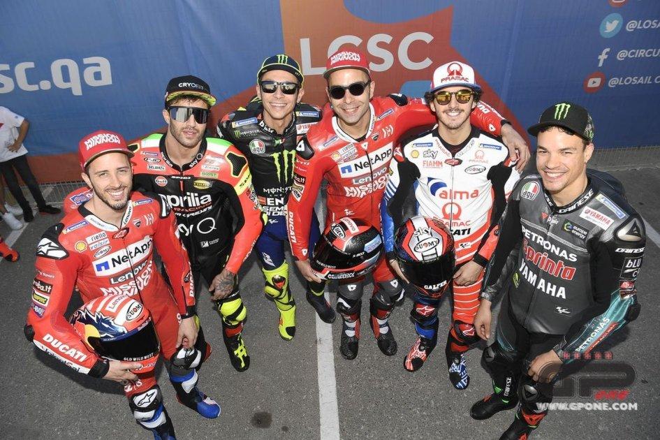 MotoGP: Italian GP, Dovizioso and Rossi to challenge Marquez at Mugello