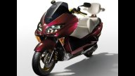 Moto - News: Honda Forza Smart 2-seater