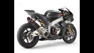 Moto - News: Max Biaggi prova l'Aprilia SBK