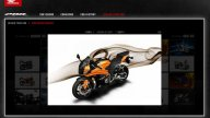 Moto - News: Mini-sito Honda CBR